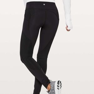 """Lululemon All The Right Places Pant Black (28"""")"""